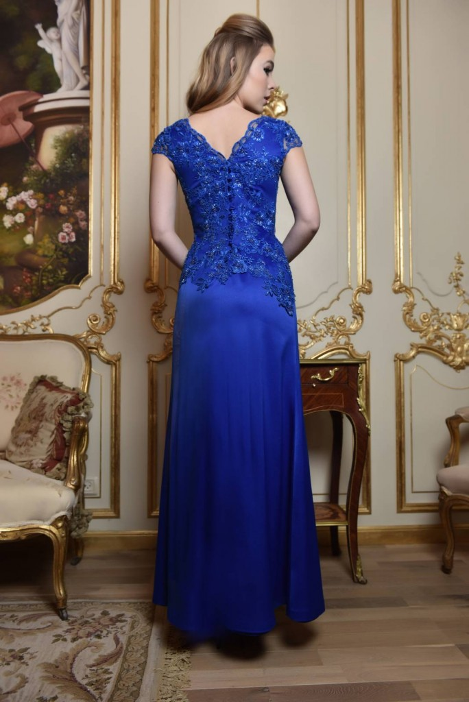 שמלות ערב 2016 - 3 (56) אחורה