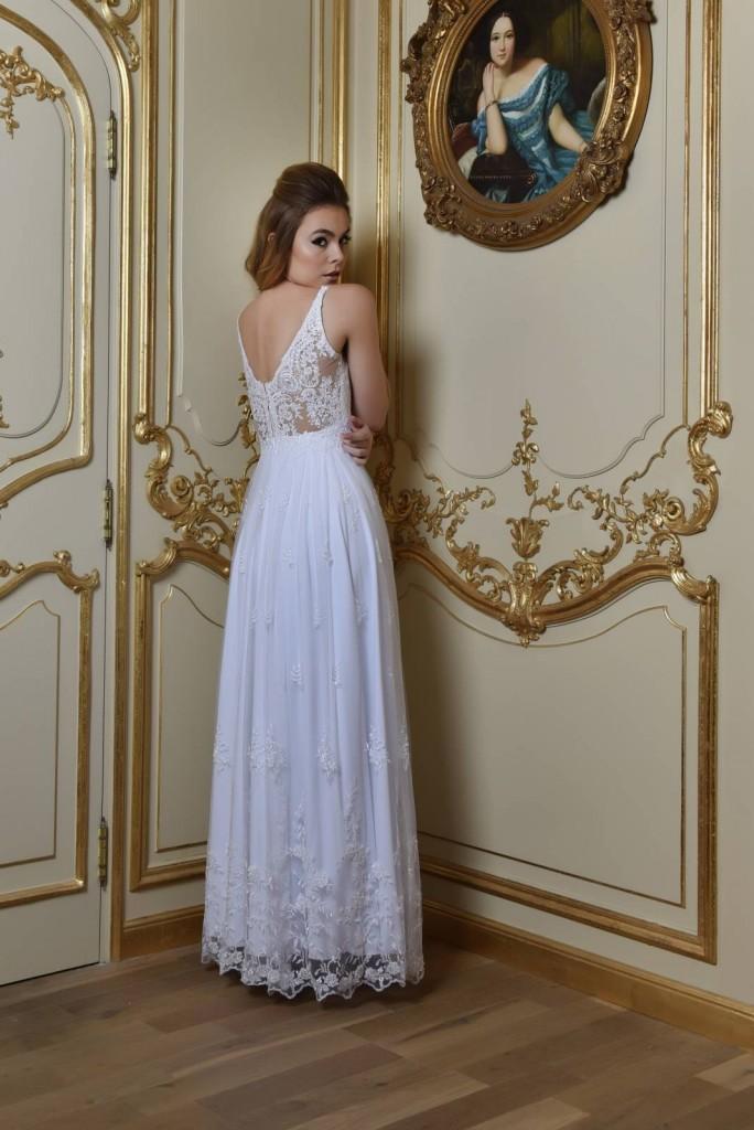 שמלות כלה 2016 - 1 (57) אחורה