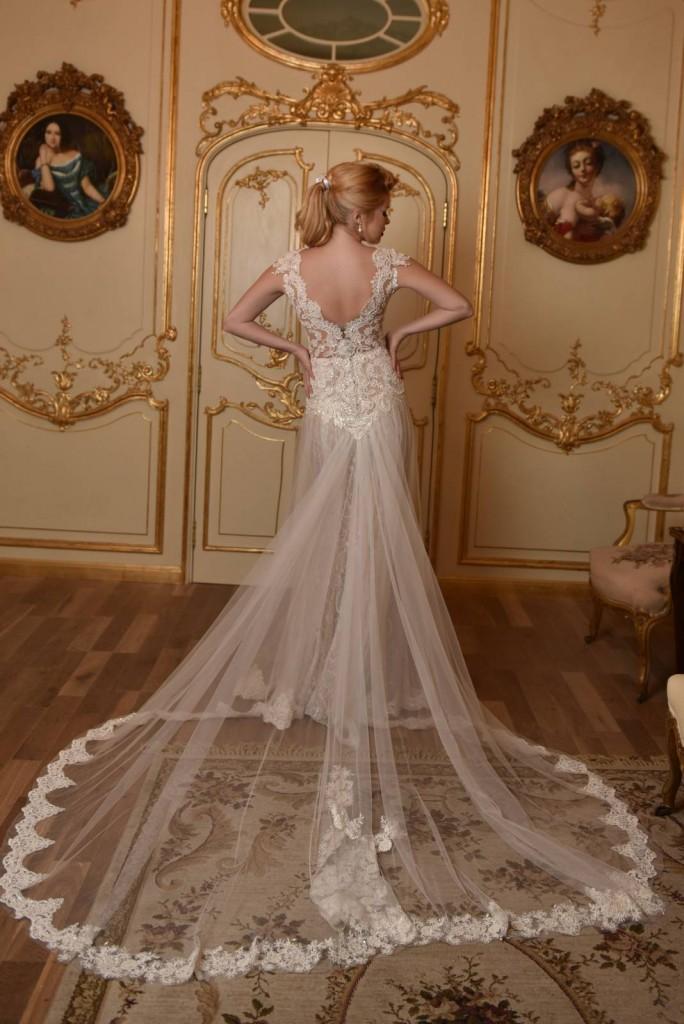 שמלות כלה 2016 - 12 (19) אחורה