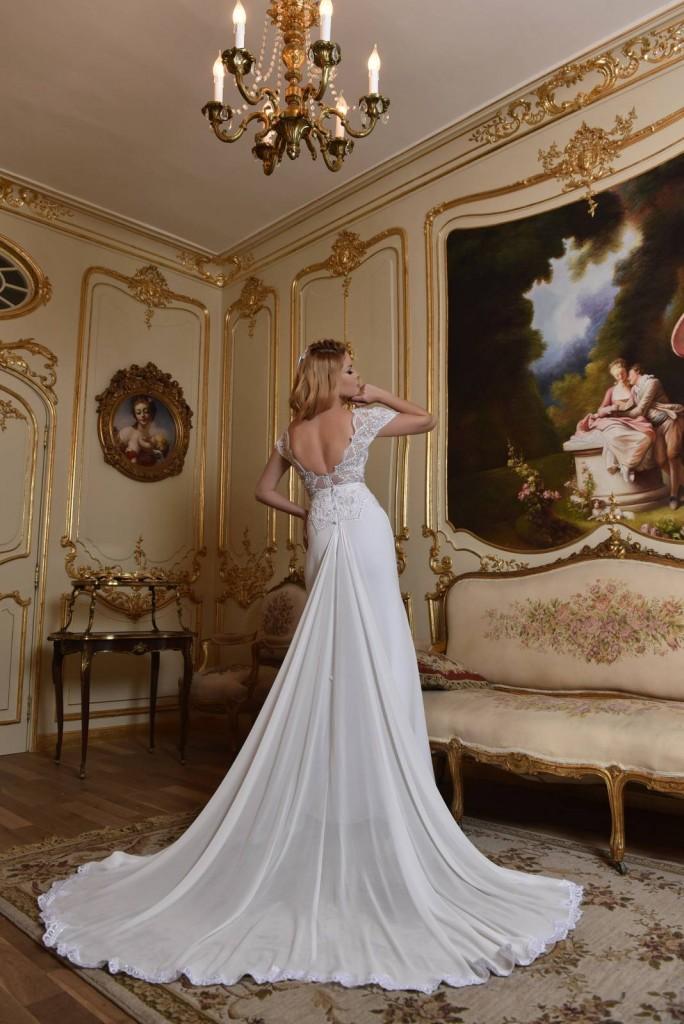 שמלות כלה 2016 - 11 (27) אחורה