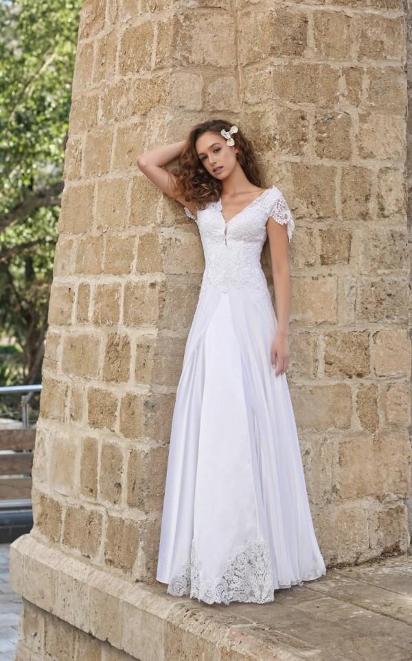 שמלת כלה פרינסס