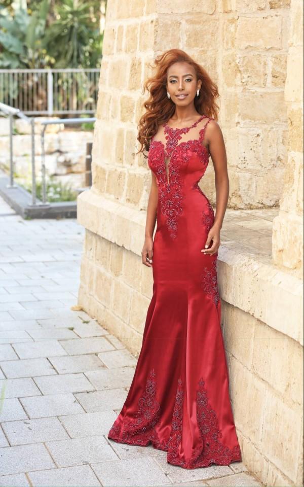 שמלות ערב 2018 אדום